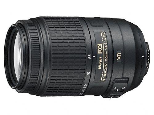Nikon 55-300mm f/4.5-5.6G ED V