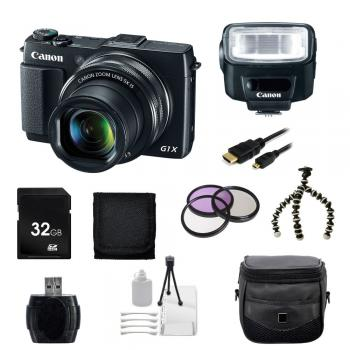 Nikon D3300 Digital SLR Camerawith Nikon AF-P DX NIKKOR 18-55mm f/3.5-5.6G Lens - Black (24.2MP) + 19PC Bundle 32GB Accessory Kit. Includes: High Definition Wide Angle & Telephoto Lenses + 3 Piece Filter Kit (UV-CPL- FLD) + 4 Piece Macro Filter Set (+1, +2, +4, +10) + More!