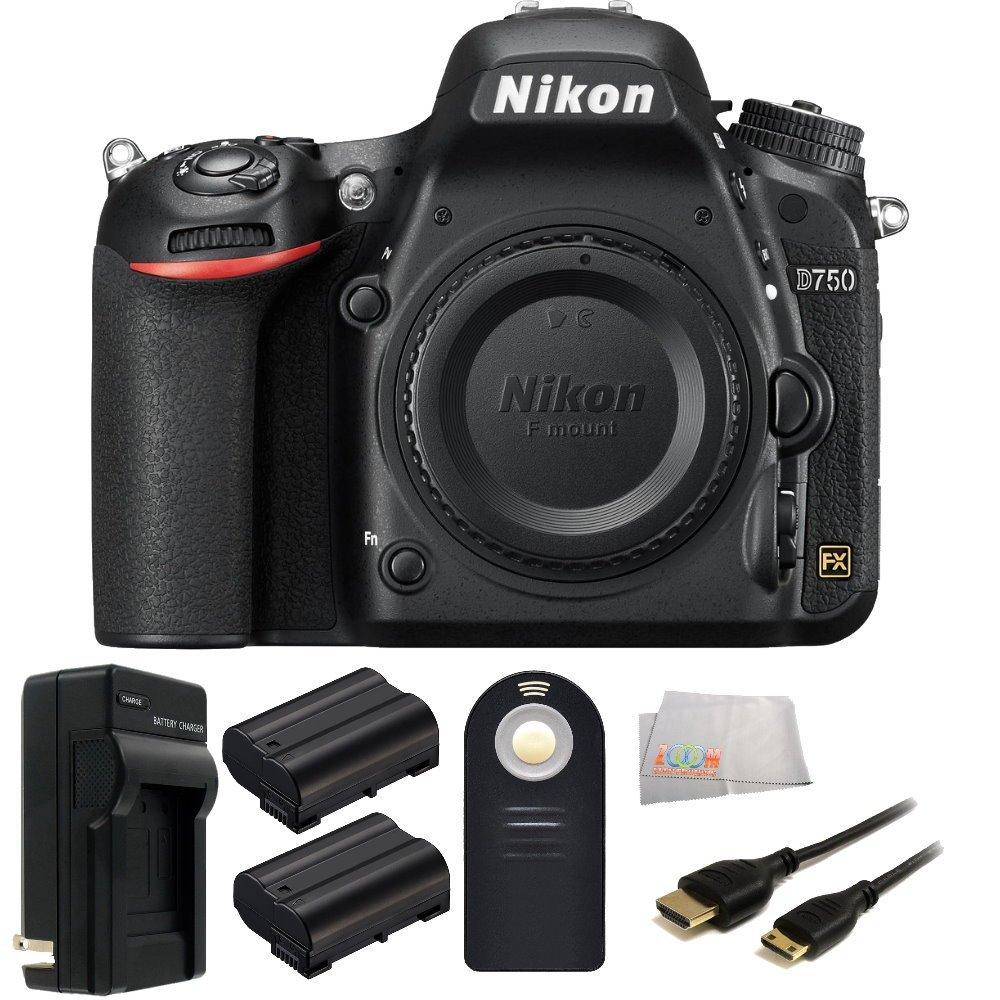 Nikon D750 FX-format DSLR Came