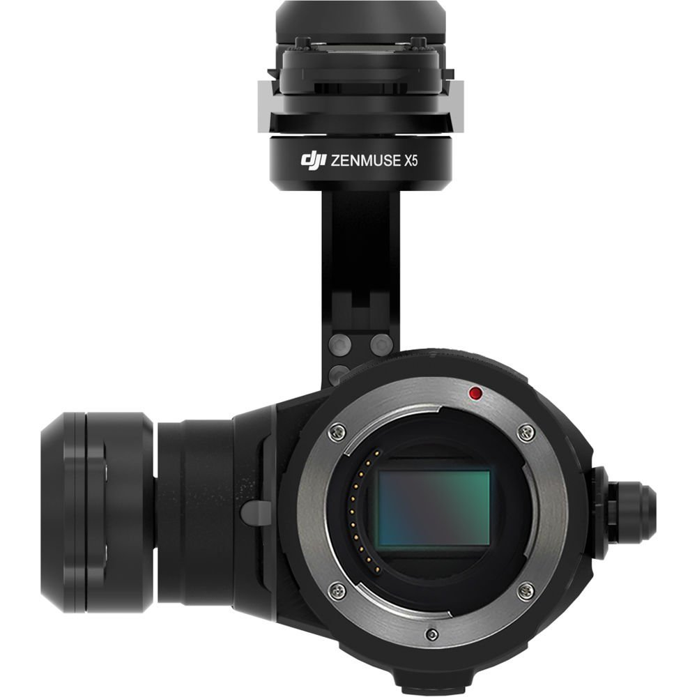 DJI Zenmuse X5 Camera and 3-Ax
