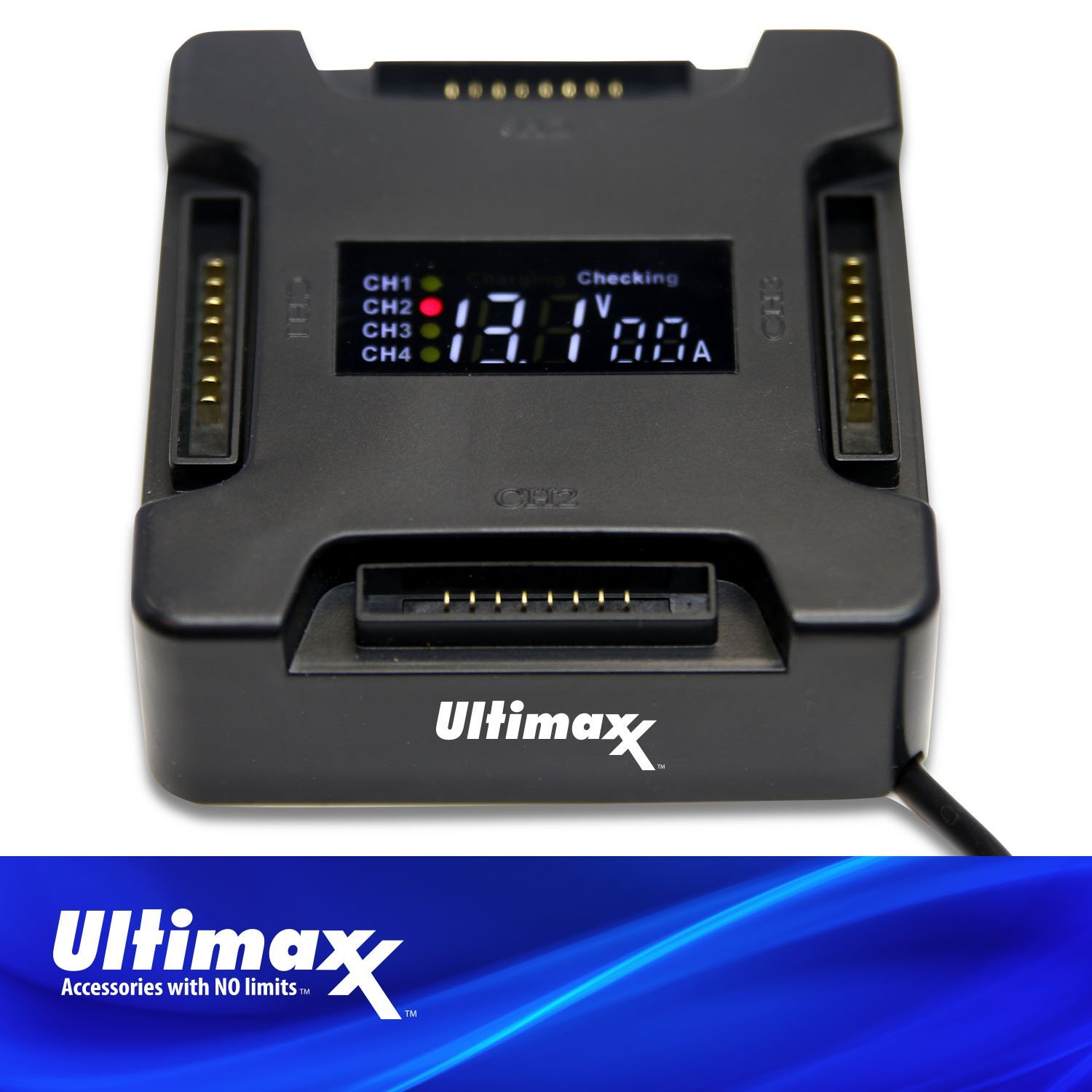 Ultimaxx Battery Charging Hub
