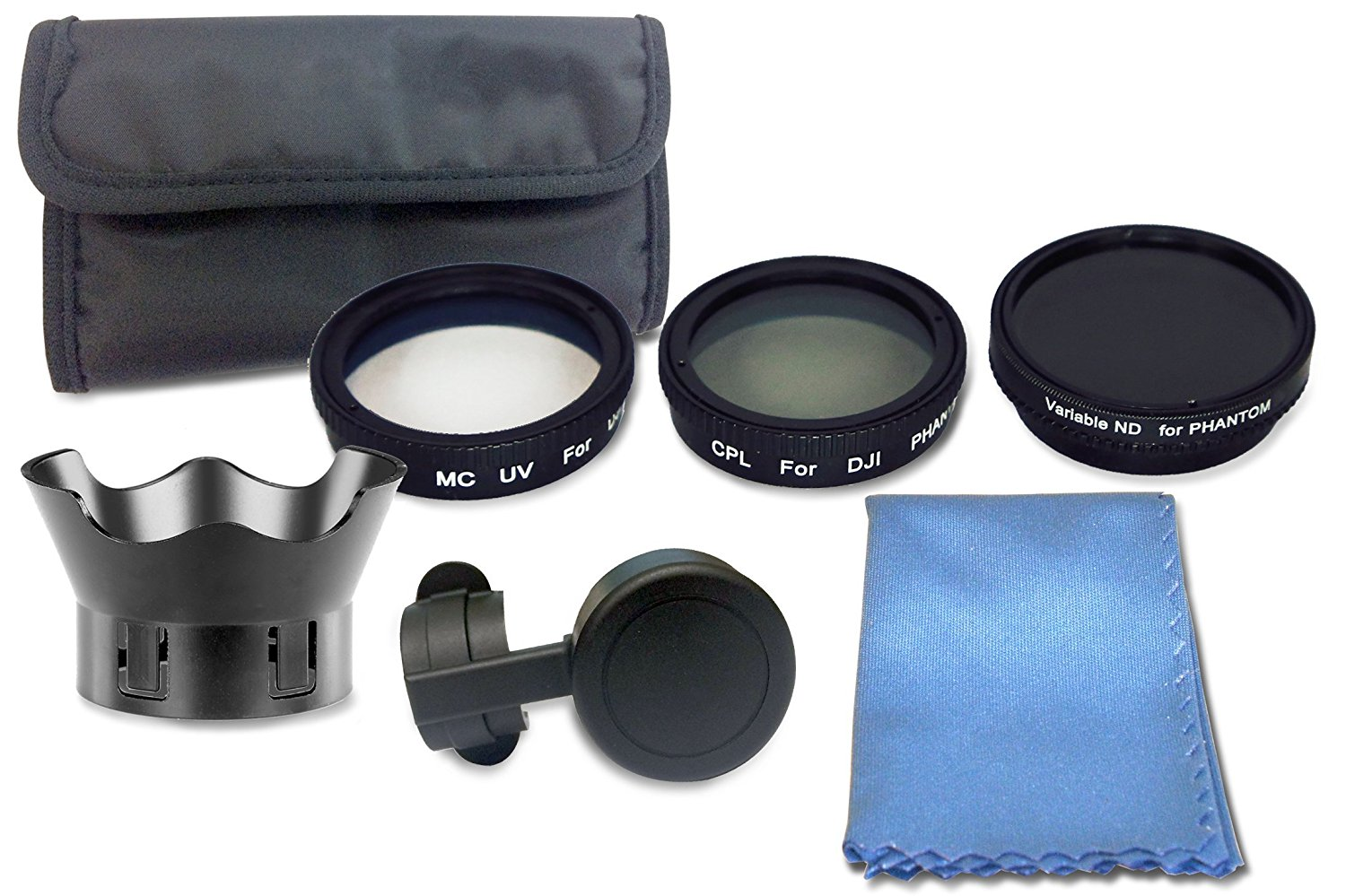 SSE 7PC Filter Kit for DJI Pha