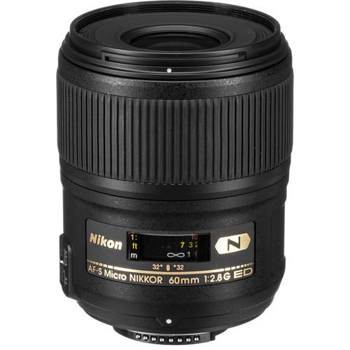 Nikon AF-S Micro NIKKOR 60mm f