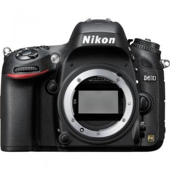 NIKON D610 24.3 MP CMOS FX-For