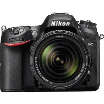 NIKON D7200 AF-S DX 18-140mm f