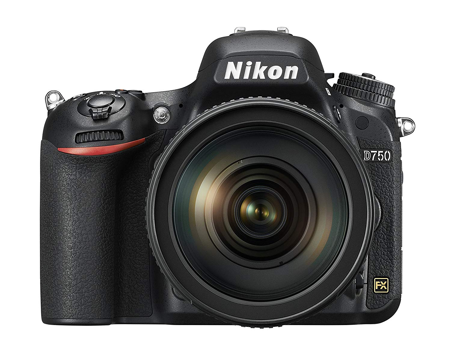 NIKON D750 FX Kit with AF-S FX
