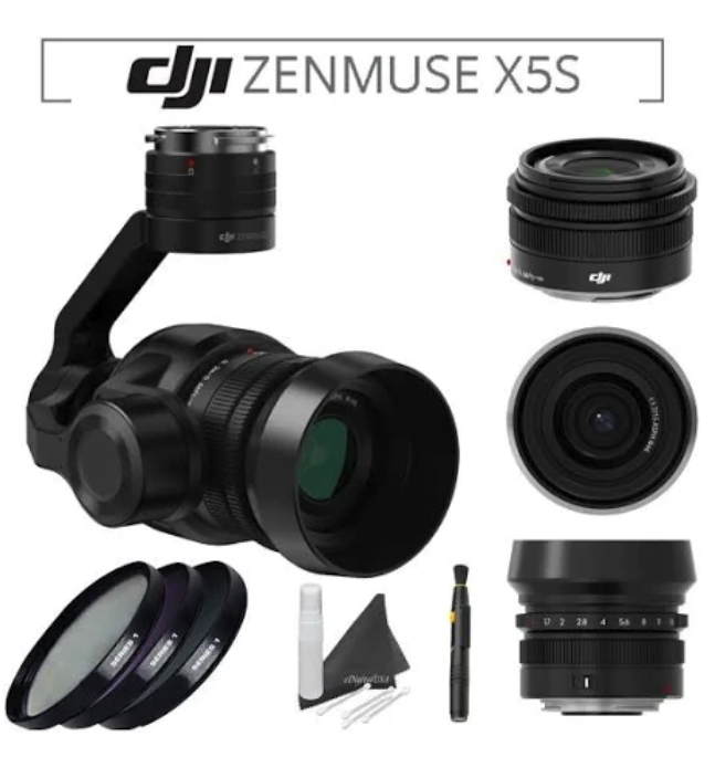 DJI Zenmuse X5S Camera and Gim