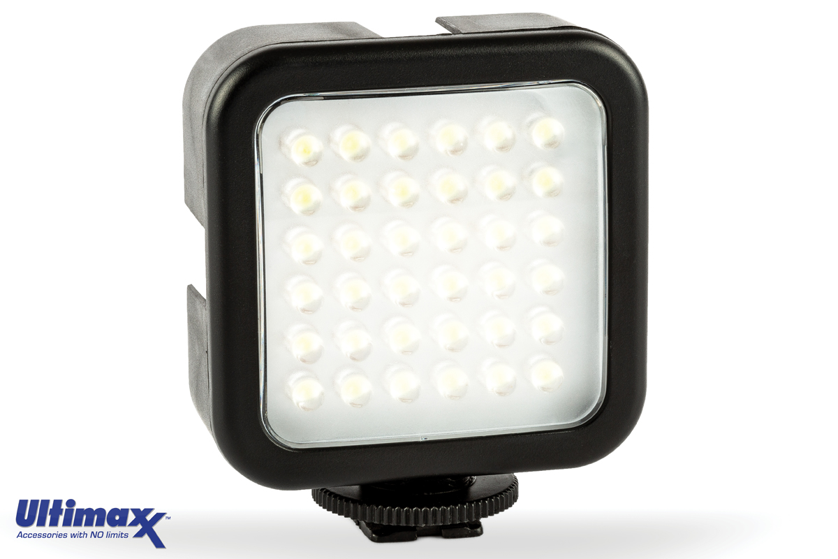 Ultimaxx LED LIGHT KIT W/2 BAT