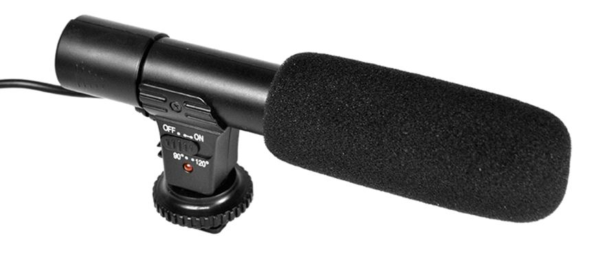 Ultimaxx VIDEO MICROPHONE W/ B