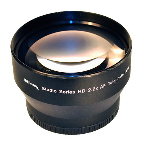Ultimaxx 2.2X52 TELEPHOTO LENS