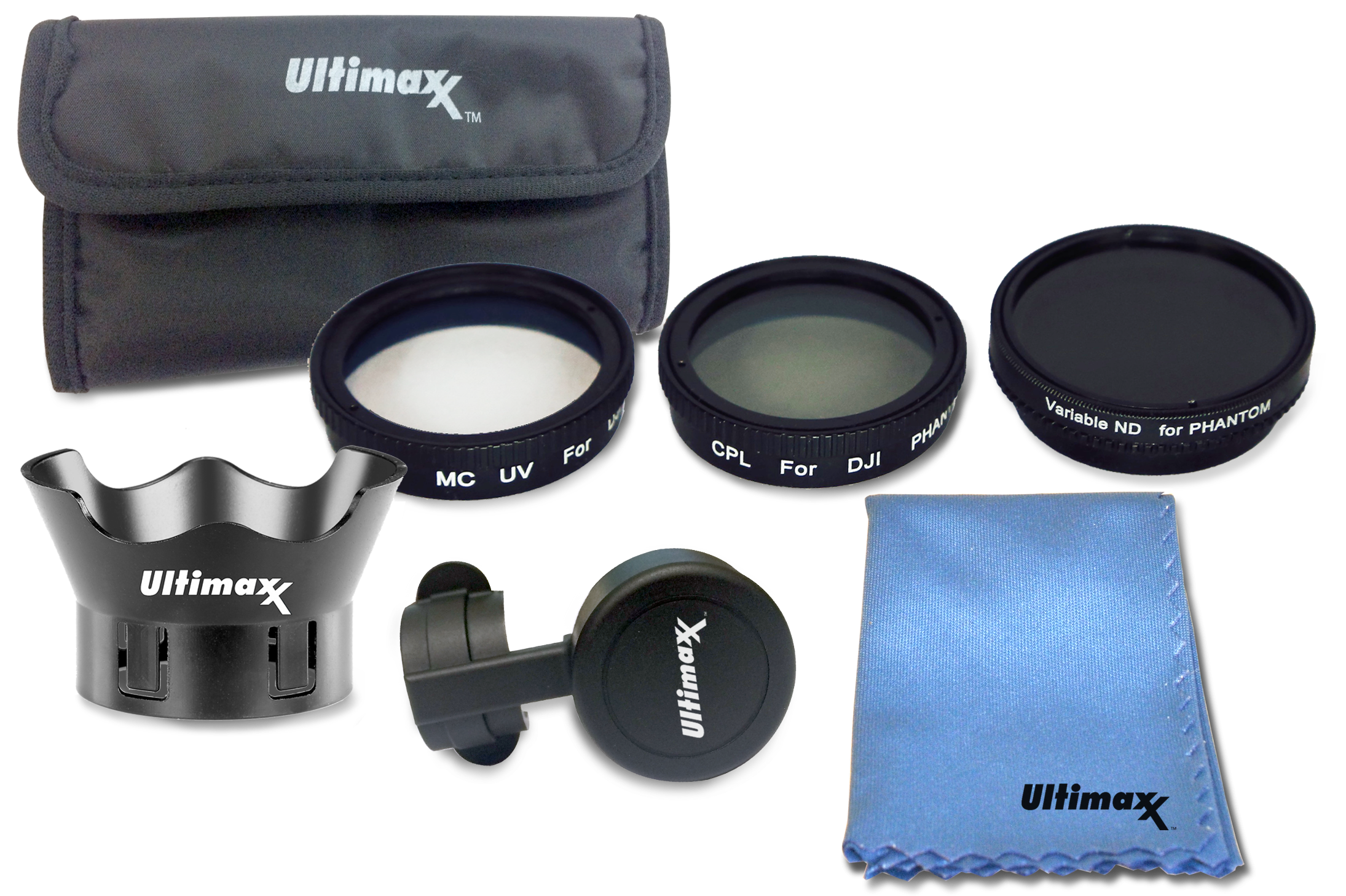 Ultimaxx P4 FILTER KIT - UV,CP