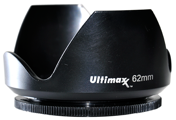 Ultimaxx TULIP LENS HOOD 62mm