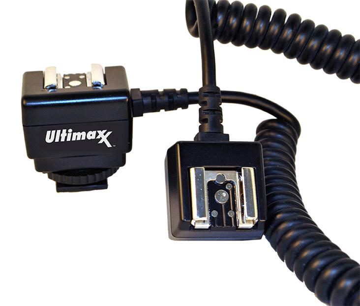 Ultimaxx TTL CORDS NIKON