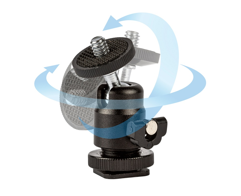 Ultimaxx SWIVEL BALL MOUNT ADA