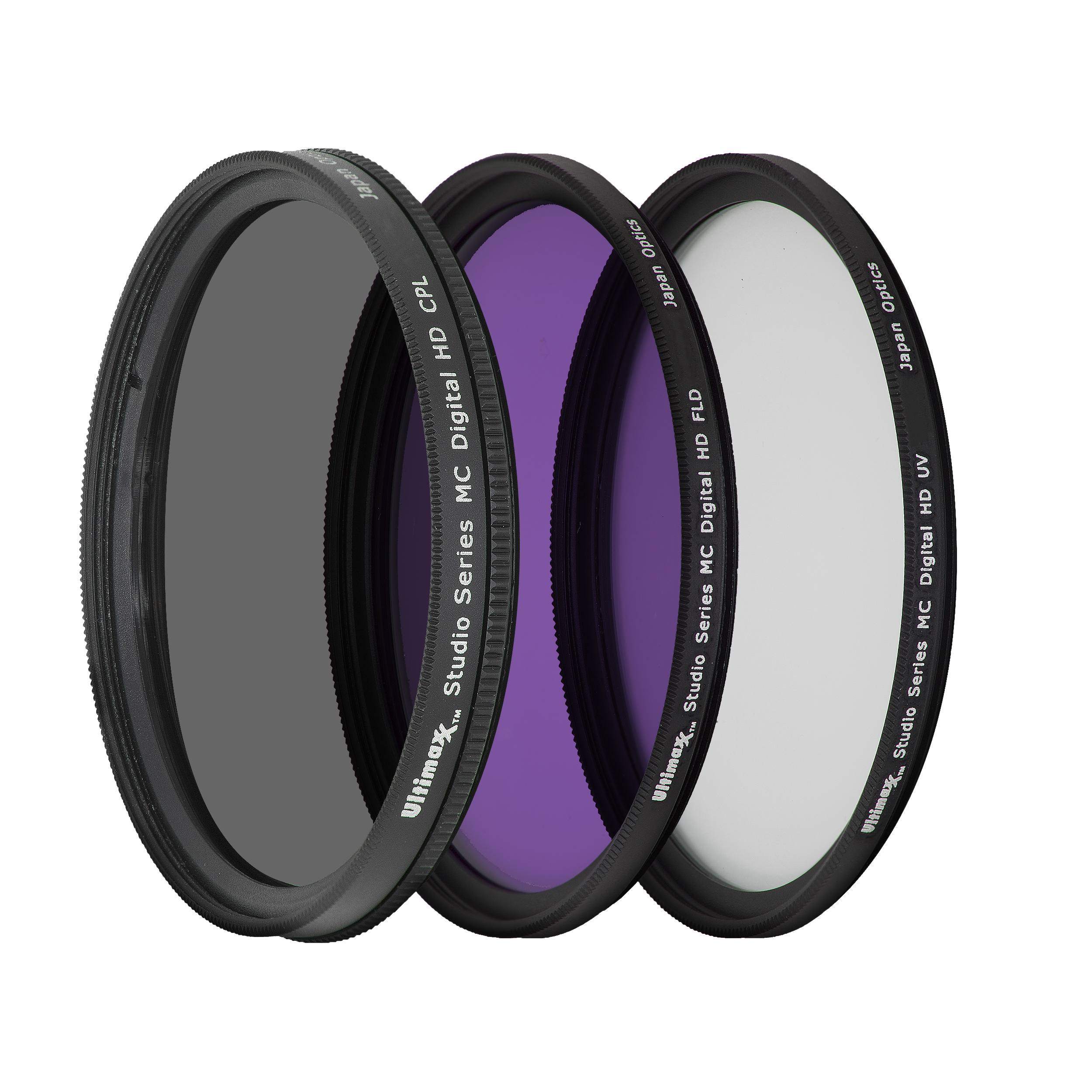 Ultimaxx 49mm 3PC FILTER KIT