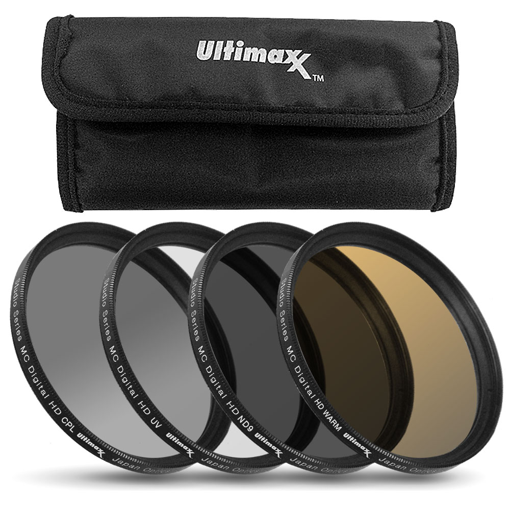 Ultimaxx 4pc High Definition F