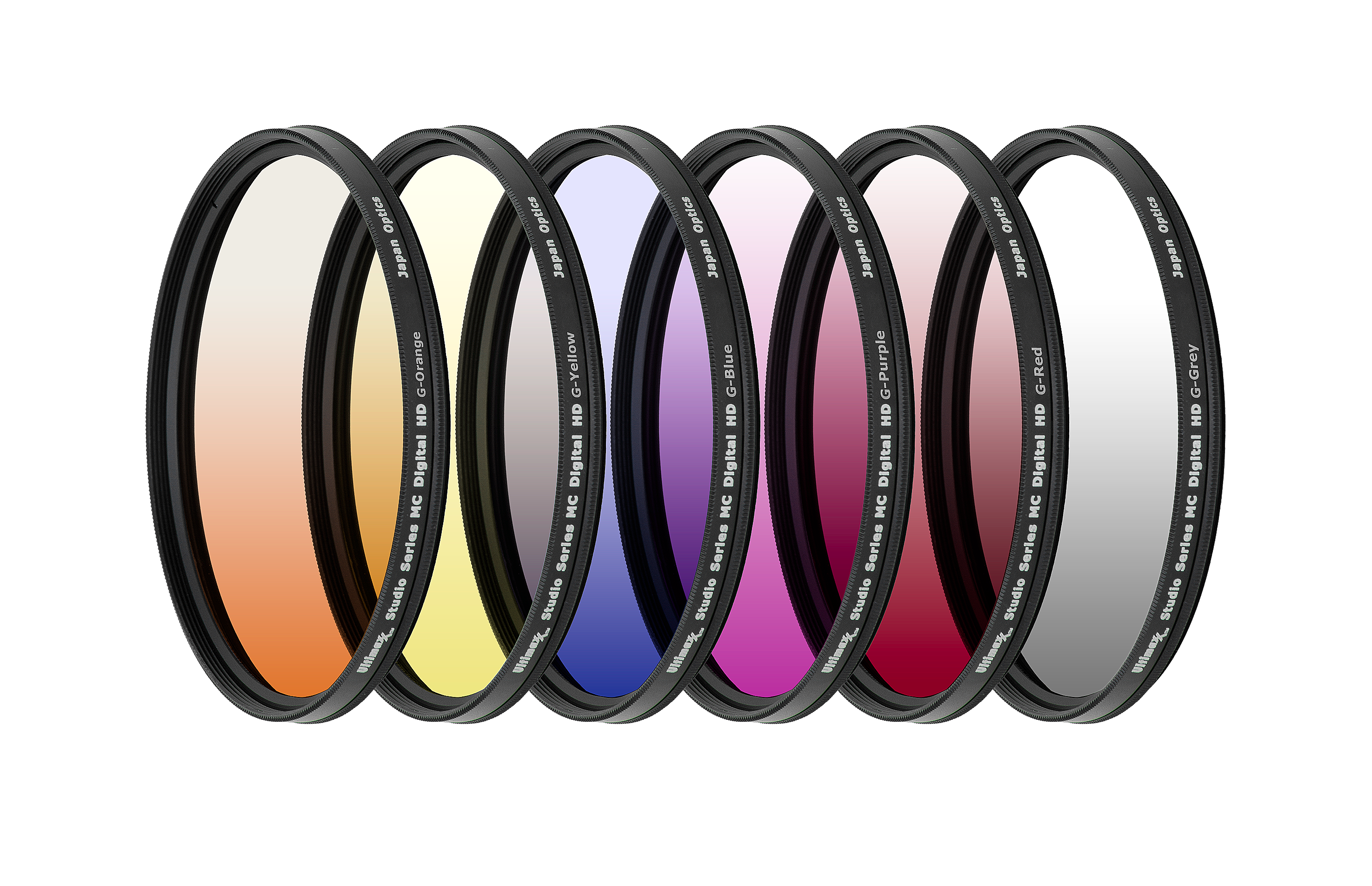 Ultimaxx 58mm 6PC GRADUAL COLO