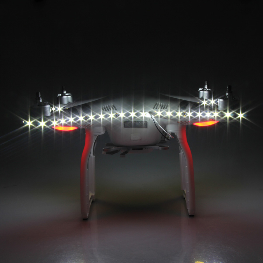 Ultimaxx DJI PHANTOM LED NIGHT