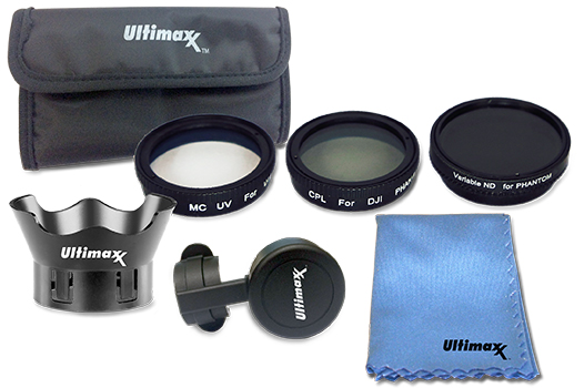 Ultimaxx 7PC P4 PRO FILTER KIT