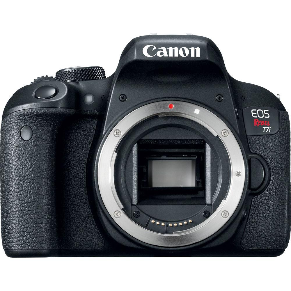 Canon EOS Rebel T7i/800D DSLR