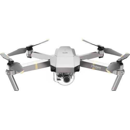 DJI Mavic Pro Platinum - Quadcopter - Wi-Fi