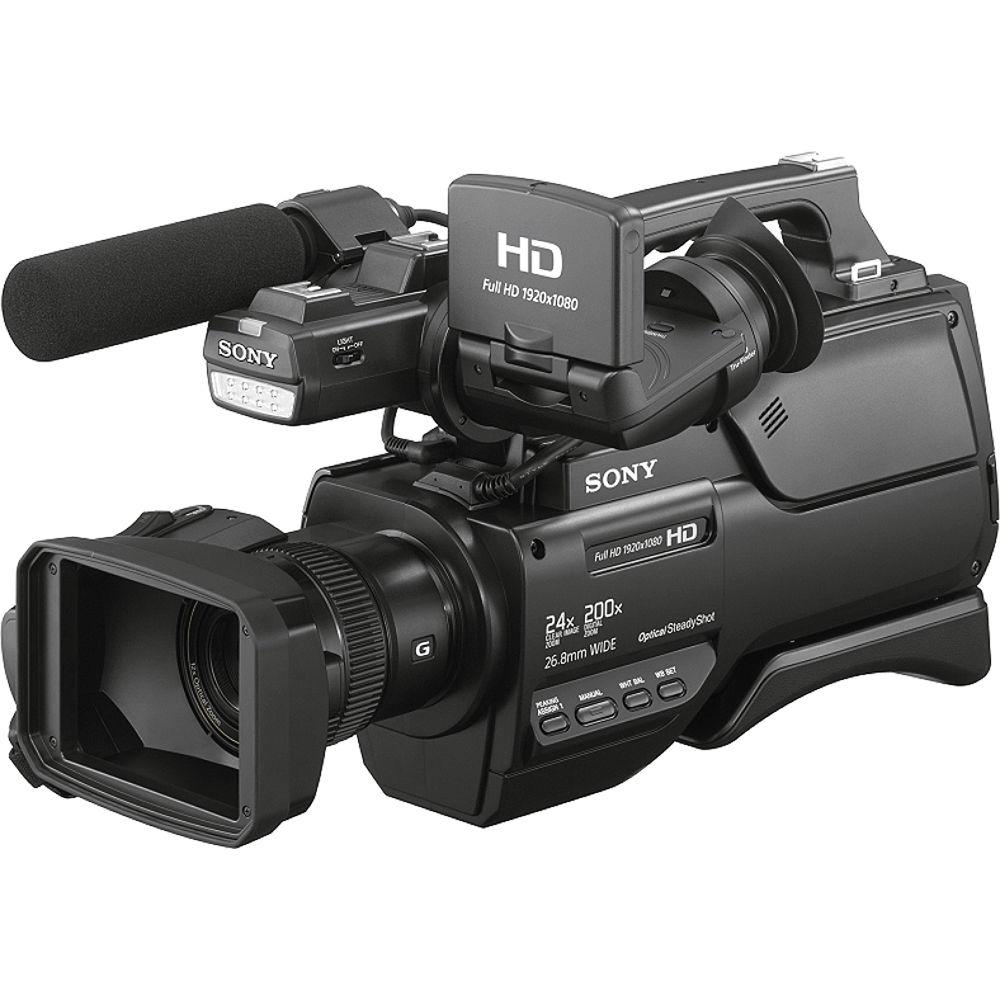 Sony HXR-MC2500 Shoulder Mount