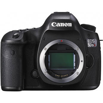 Canon EOS 5DS R DSLR Camera (B