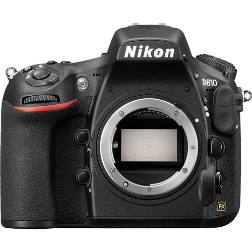 Nikon D810 DSLR Camera (Body O