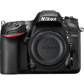 Nikon D7200 DSLR Camera (Body