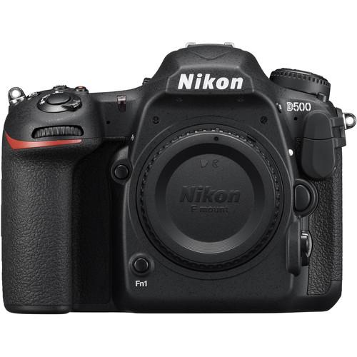 Nikon D500 DSLR Camera (Body O