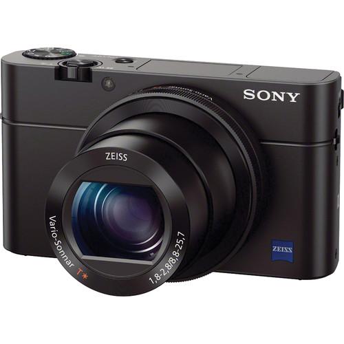 Sony Consumer Cyber-shot Digital Camera RX100 III