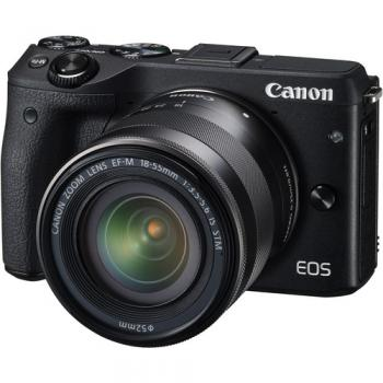 Canon EOS M3 Mirrorless Digita