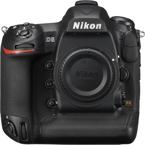 Nikon D5 DSLR Camera (Body Onl