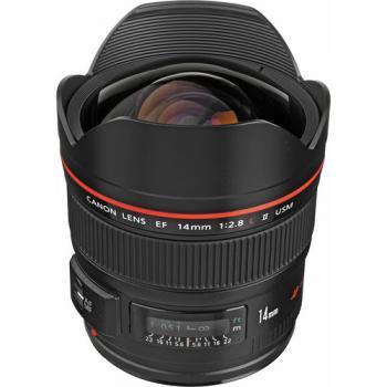 Image of Canon EF 14mm F/2.8L II USM Lens
