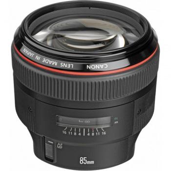 Canon EF 85mm f/1.2L II USM Le