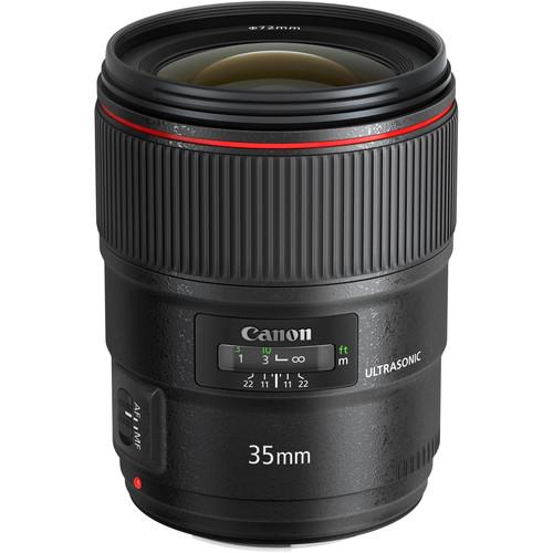 Canon EF 35mm f/1.4L II USM Le