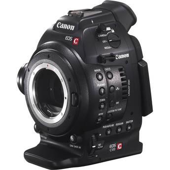 Canon EOS C100 Cinema EOS Came