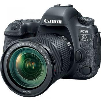 Canon EOS 6D Mark II DSLR Came