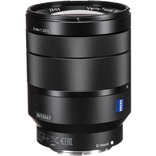 Sony Vario-Tessar T* FE 24-70m