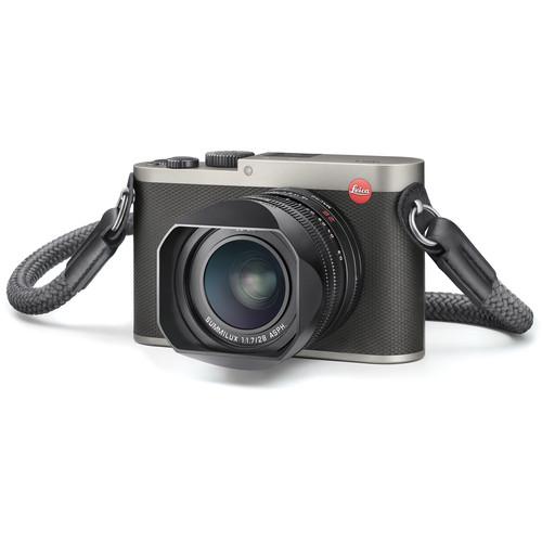 Leica Q (Typ 116) Digital Camera (Titanium Gray)