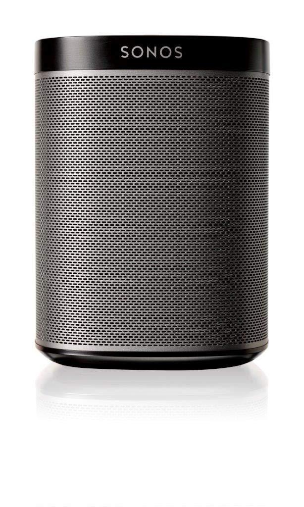 Sonos PLAY:1 Compact Wireless Speaker (Black)