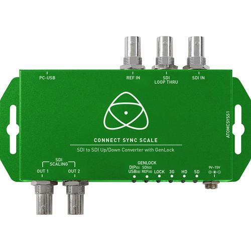 Atomos Connect Sync Scale | SD