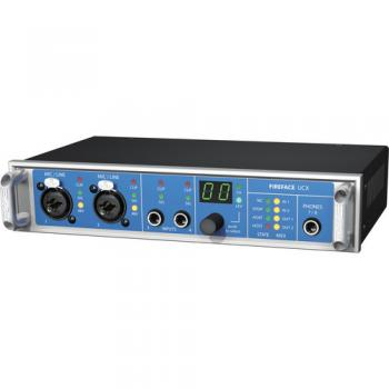 RME Fireface UCX - 36-Channel