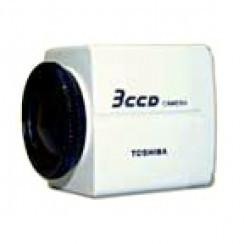 Toshiba 1/2-inch C-Mount 3CCD Camera Head