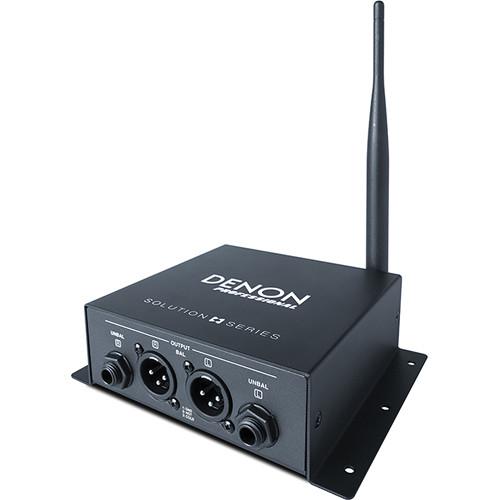 Denon Professional Wi-Fi Audio