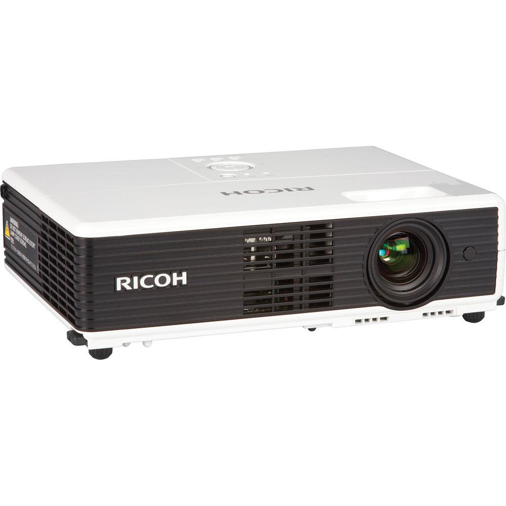 Ricoh 2500lm WXGA Network 3LCD