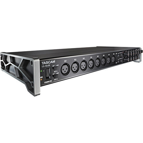 Tascam 16x8 channel USB Audio