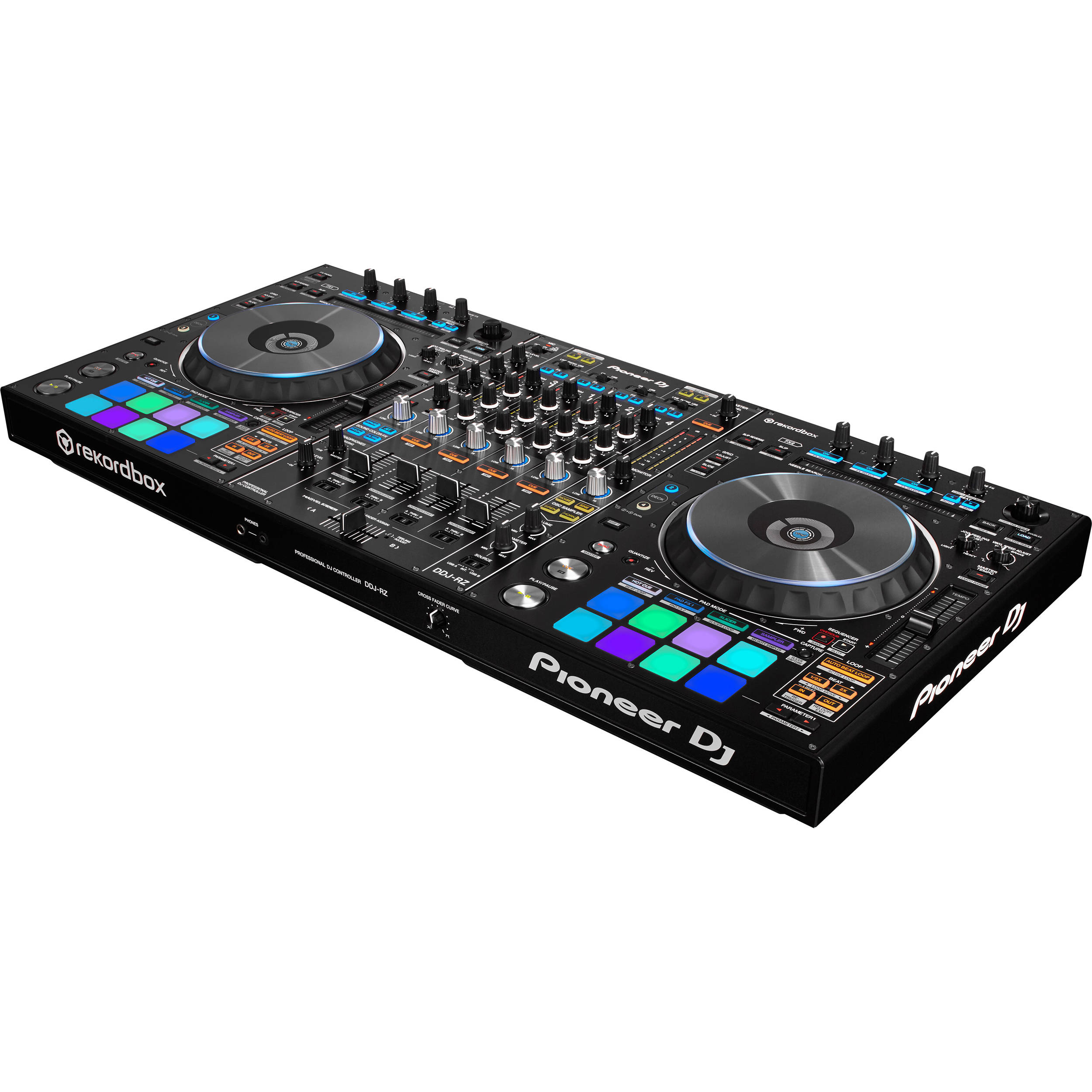 Pioneer DJ Americas 4 Ch rekor