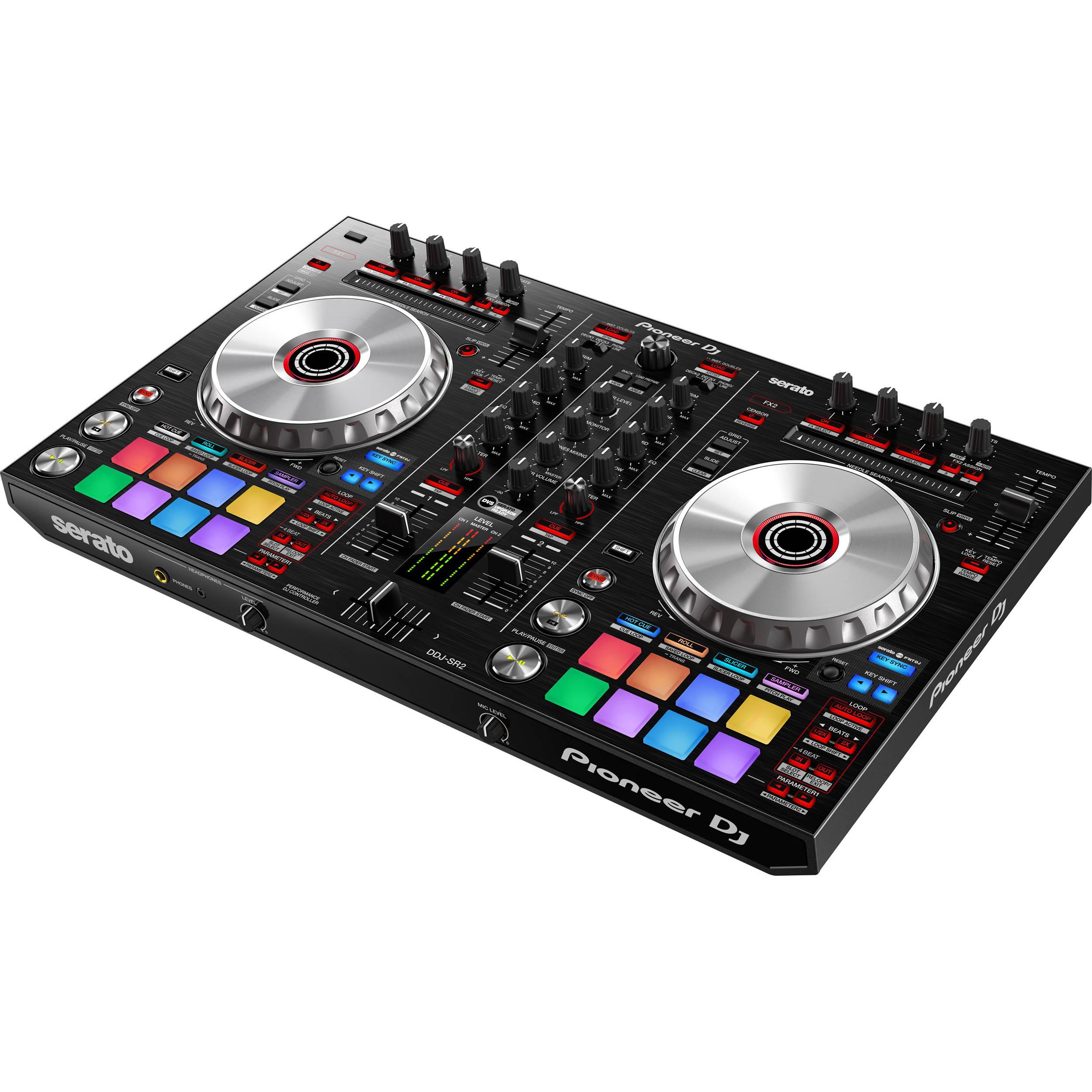 Pioneer DJ Americas Portable 2