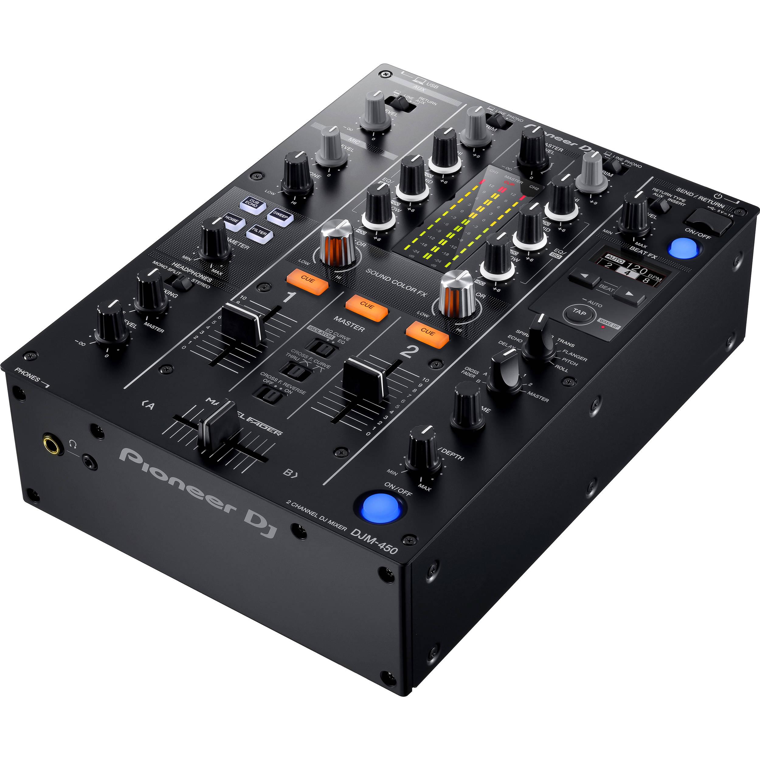 Pioneer DJ Americas PROFESSION